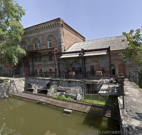Бывшая паровая мельница Скаржинского