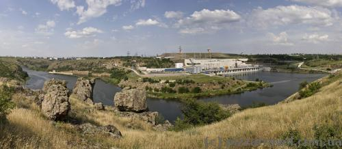 Tashlykskaya pumped storage plant